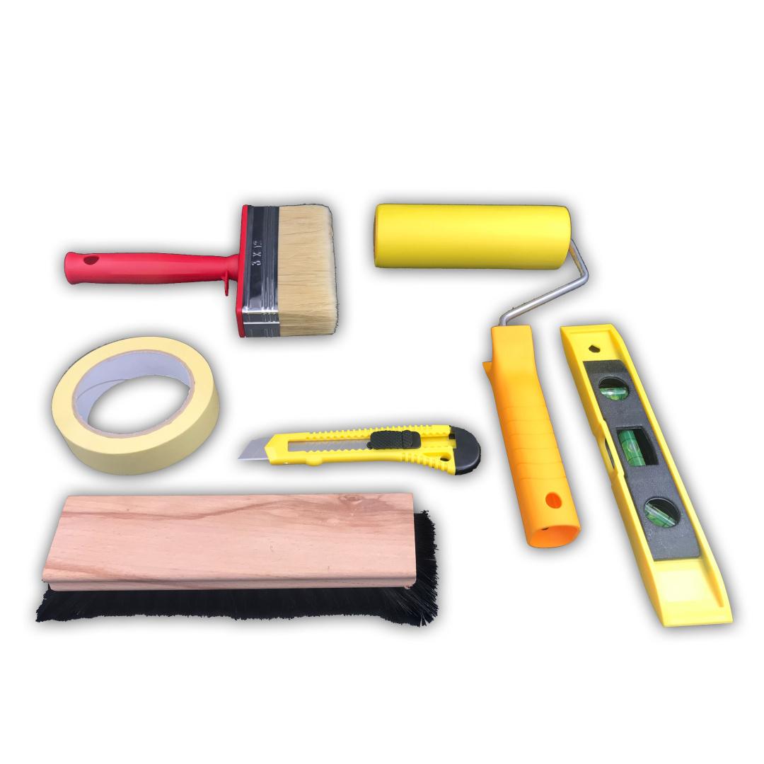 Set accesorii pentru tapeți (N050006)