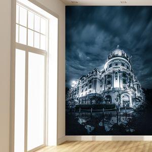 Fototapeta architektury v temnu (T020350T133200)