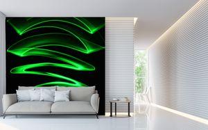 Fototapeta - Neonové vlny (T020579T150150)