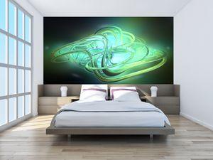 Fototapeta - Zelená abstrakce (T020063T200112)