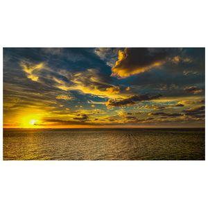 Západ slunce na moři (T020085T200112)