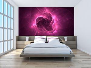 Fototapeta - Moderní růžová abstrakce (T020120T200112)