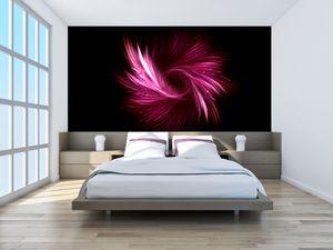 Fototapeta - Růžová abstrakce (T020142T200112)