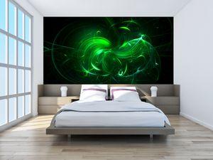 Fototapeta - Zelená abstrakce (T020151T200112)