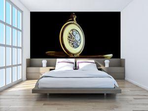Fototapeta - Zlaté kapesní hodinky (T020569T200112)