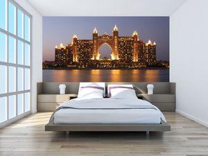 Fototapeta - Stavba v Dubaji (T020645T200112)